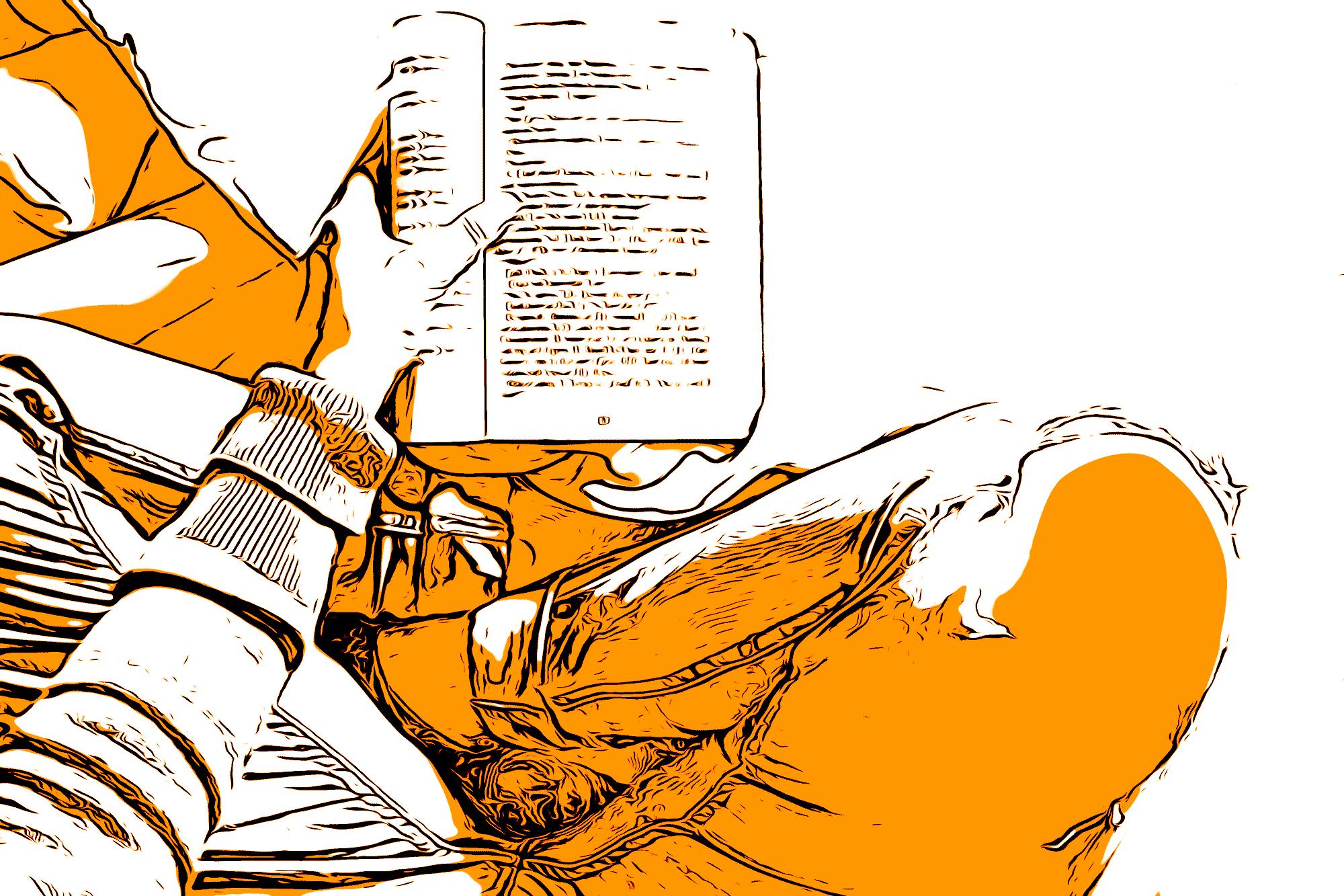 Freimind - Lesen
